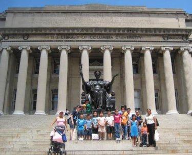 At Columbia